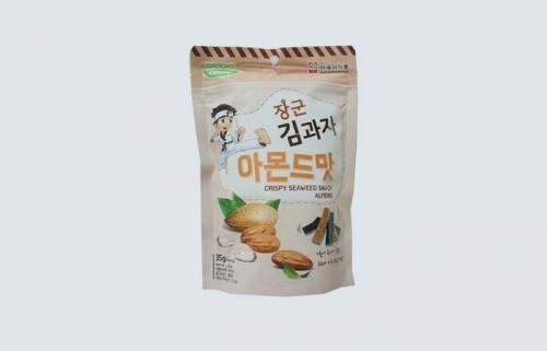김과자 아몬드맛