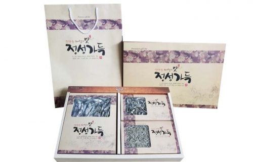 정성가득 나비건어물 선물세트 2호